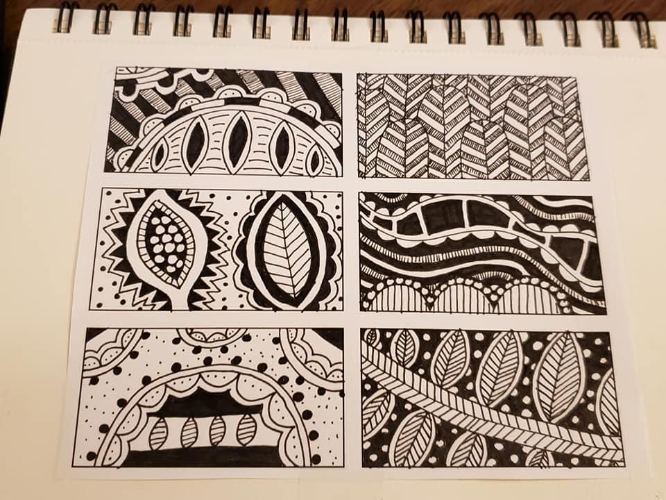 Just Doodling... - image 10 - student project