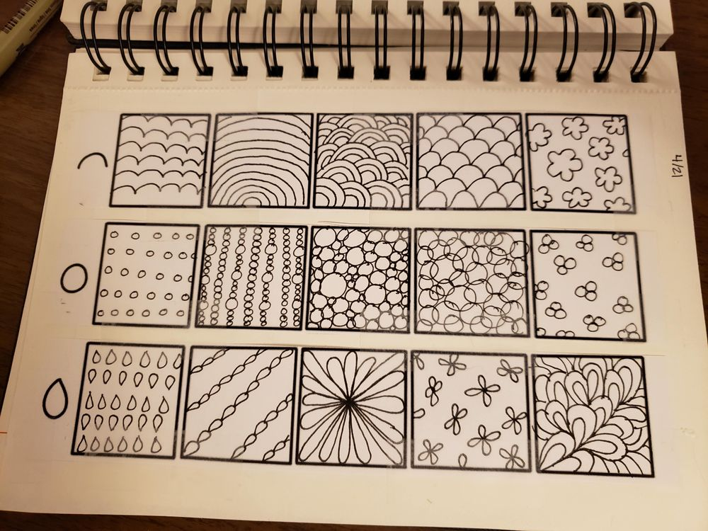 Doodles from Lines - image 3 - student project