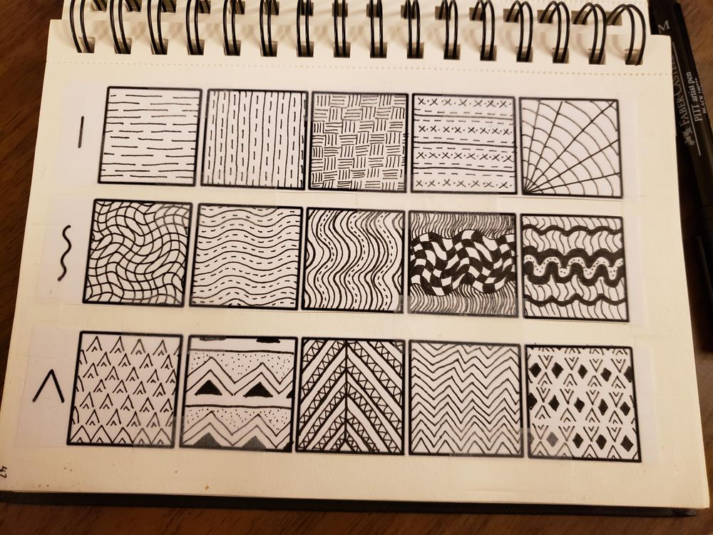 Doodles from Lines - image 4 - student project