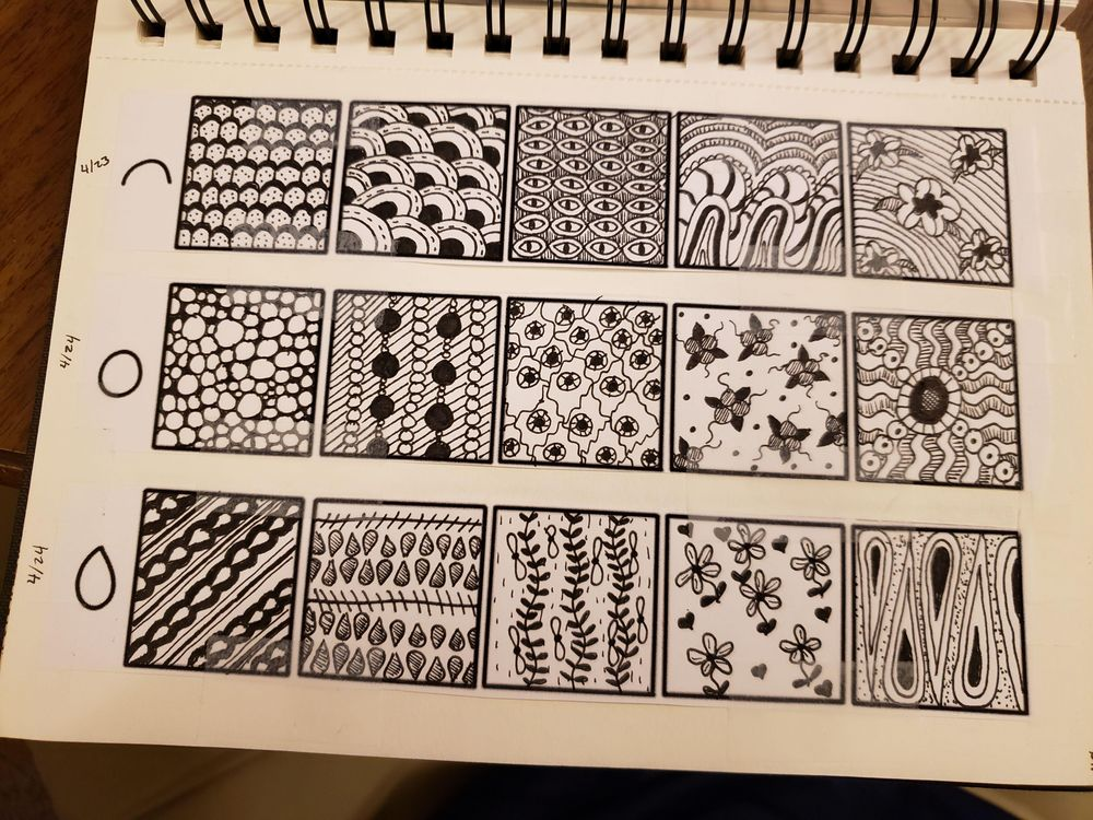 Doodles from Lines - image 5 - student project