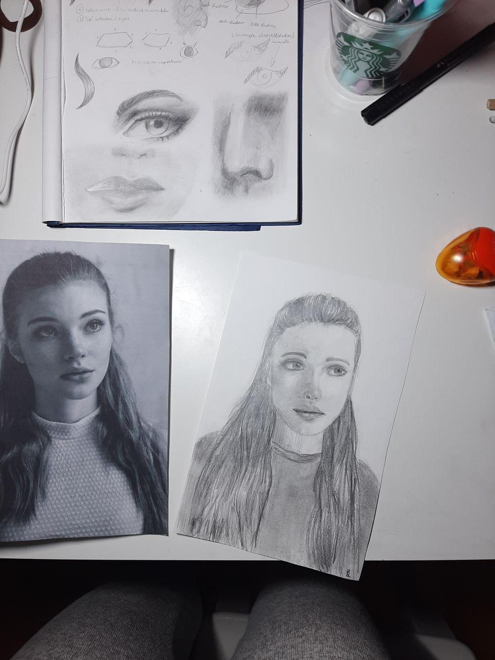 portrait - image 3 - student project