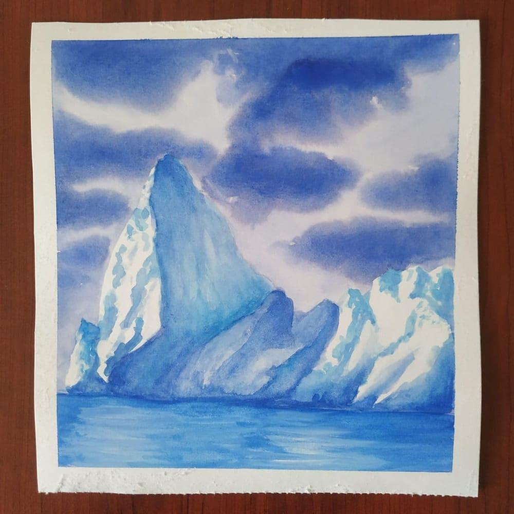 Iceberg - image 1 - student project