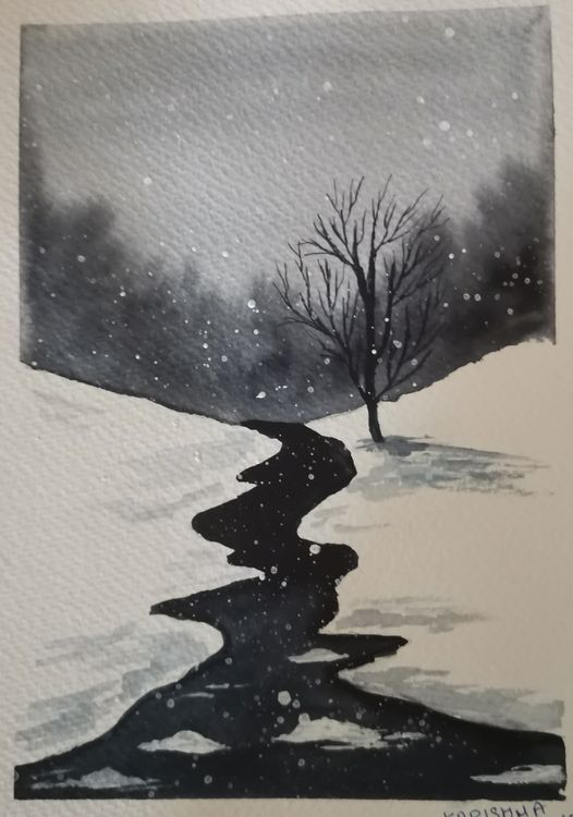 Let it snow - image 3 - student project