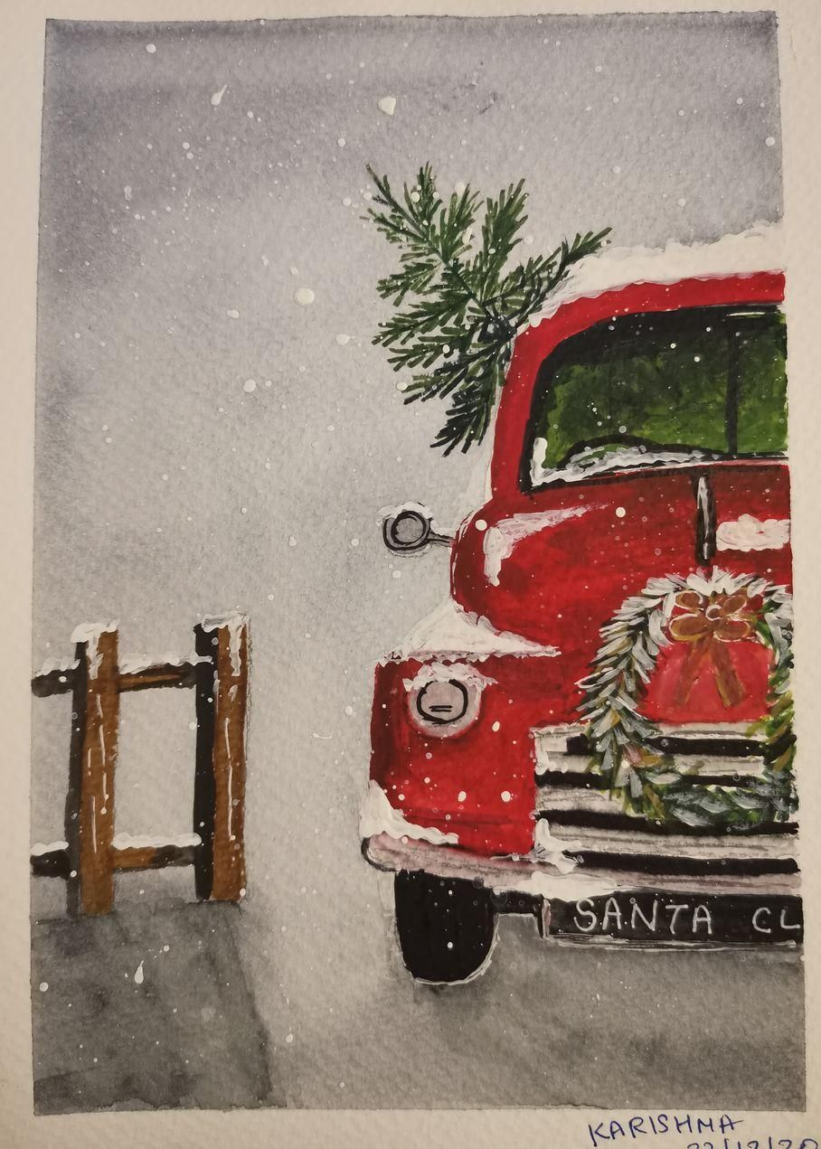 Merry Christmas - image 2 - student project