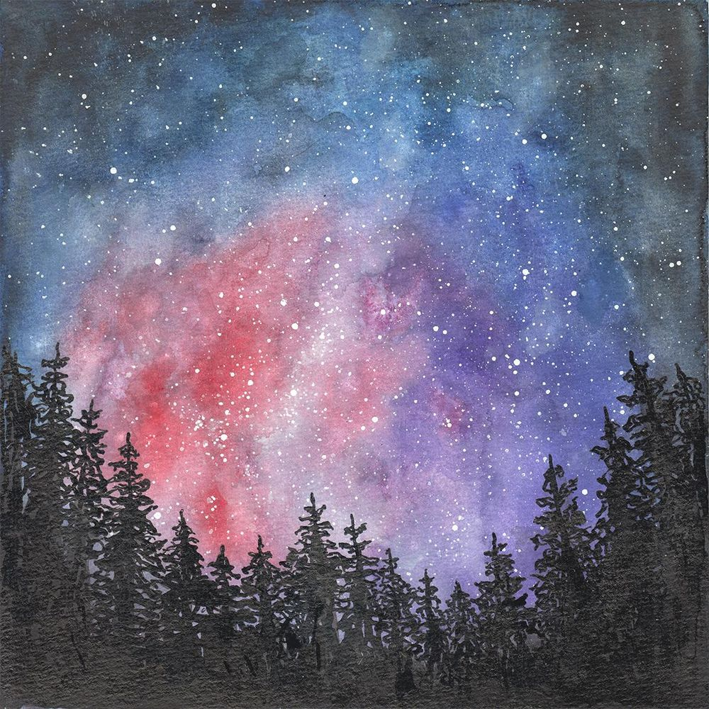 Galaxy Forest - image 5 - student project