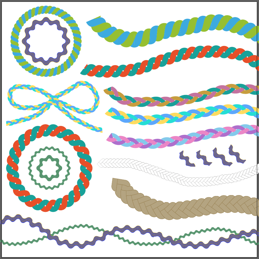 Cute Braids - image 1 - student project
