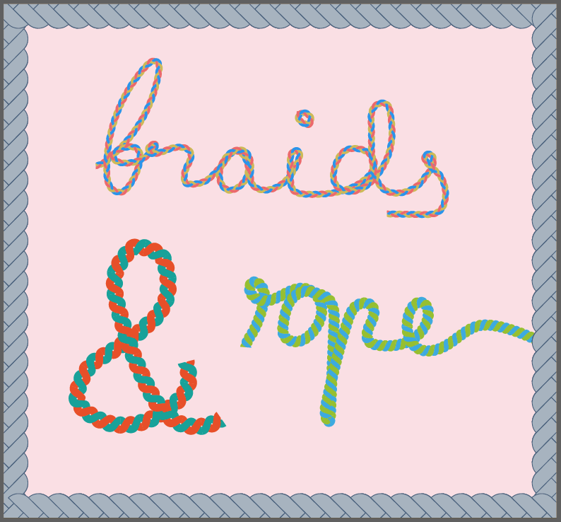 Cute Braids - image 2 - student project