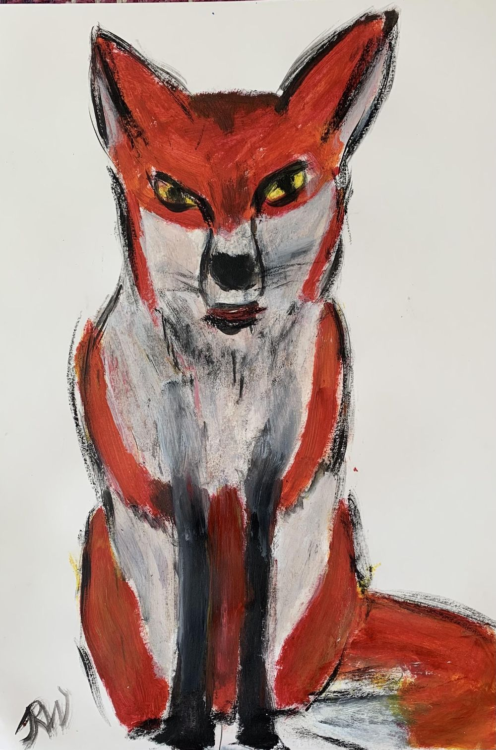 Abstract animals - image 18 - student project