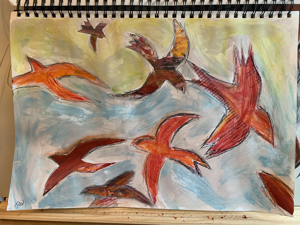 Abstract animals - image 19 - student project