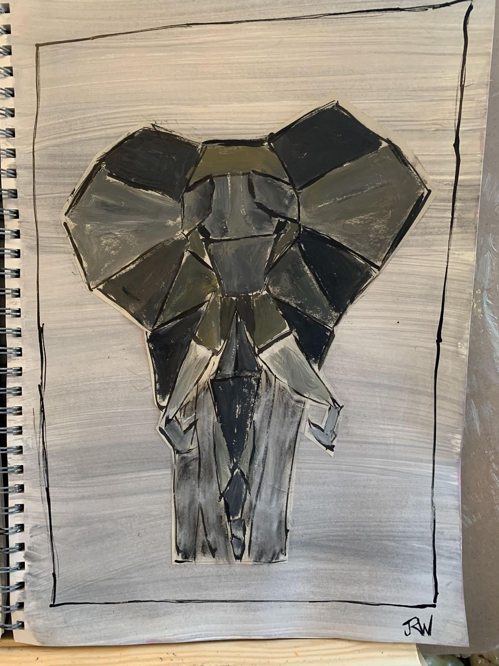 Abstract animals - image 21 - student project