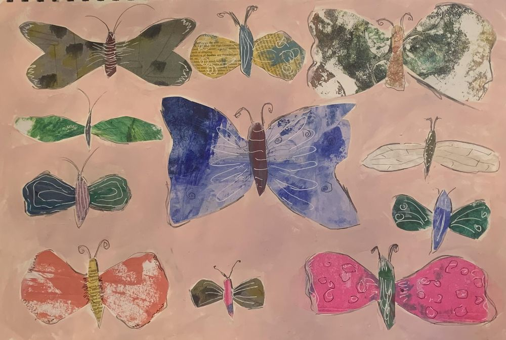 Abstract animals - image 5 - student project