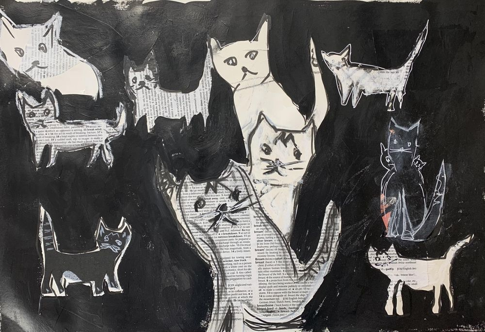 Abstract animals - image 6 - student project