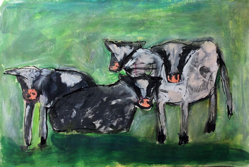 Abstract animals - image 7 - student project