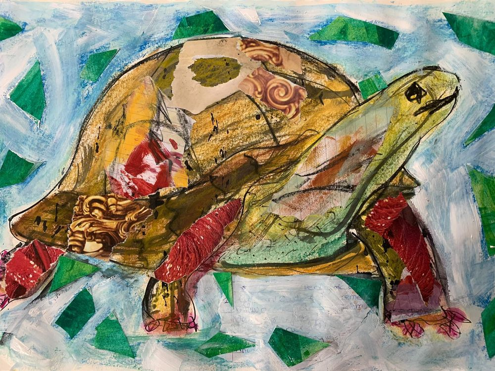 Abstract animals - image 10 - student project