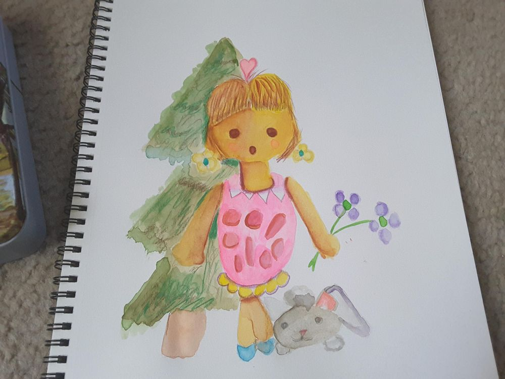 little sara - image 1 - student project