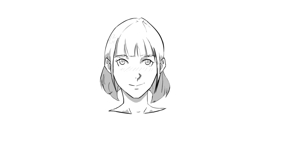 My Anime Character Portraits - image 1 - student project