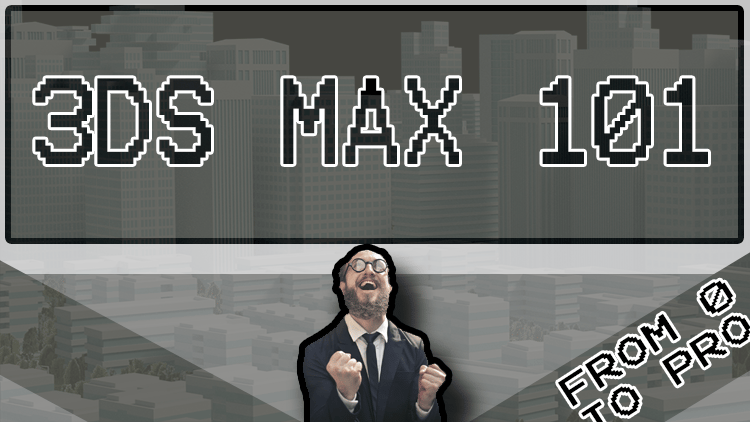 The beginners guide for 3ds Max. - image 4 - student project