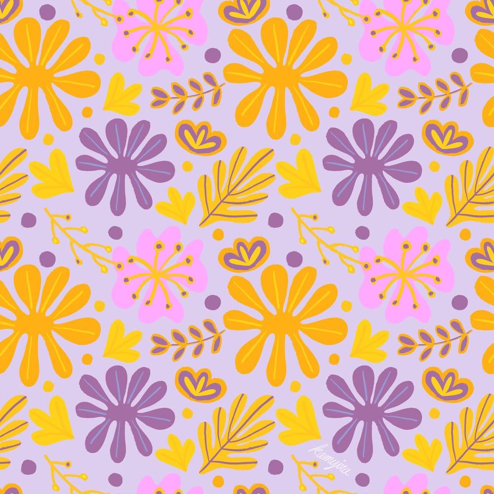 Floral arrangement - image 2 - student project