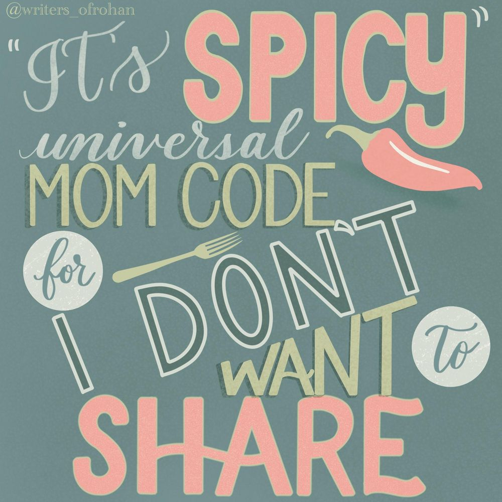 """""""It's Spicy"""" - image 1 - student project"""