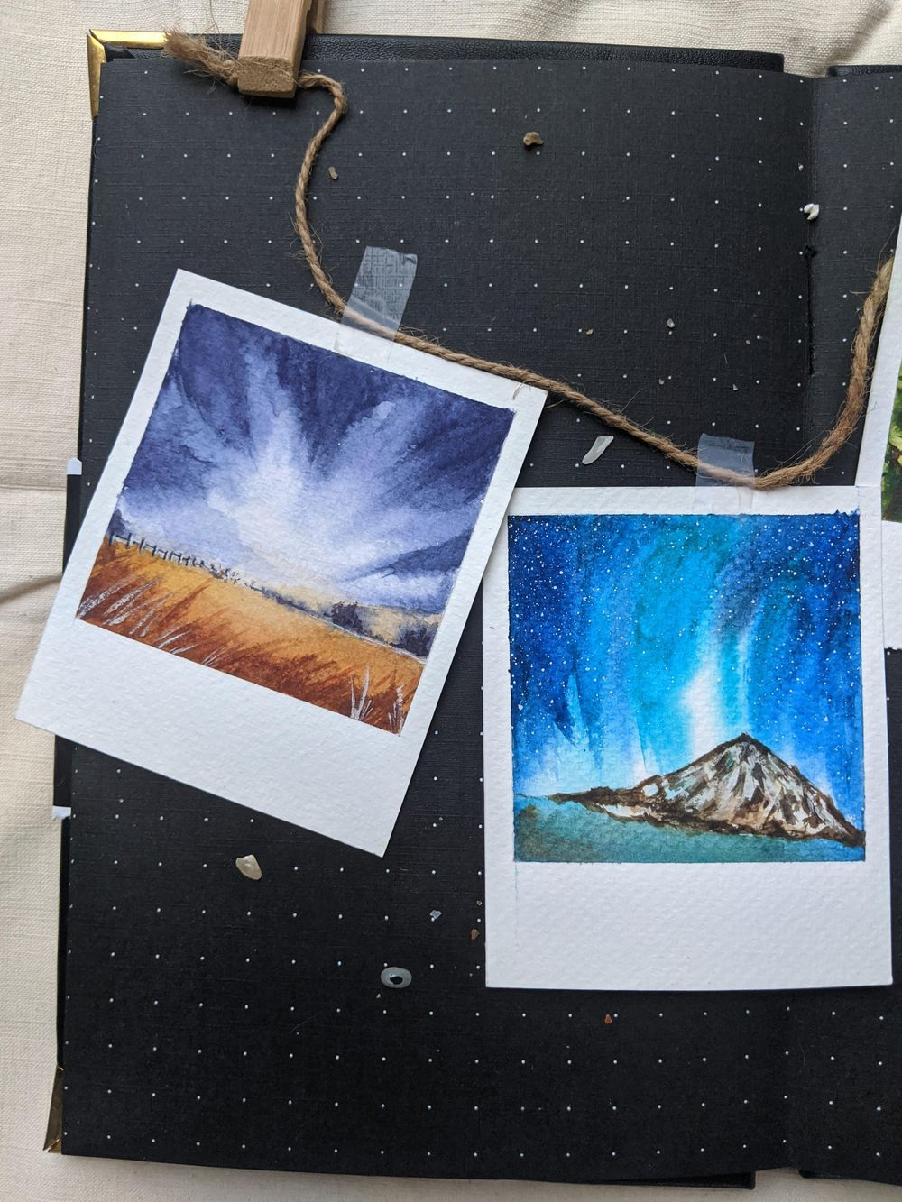 The Polaroid series - image 1 - student project