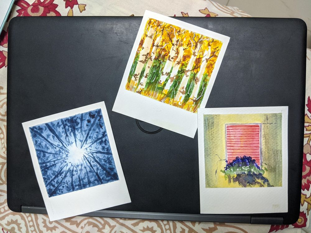 The Polaroid series - image 4 - student project