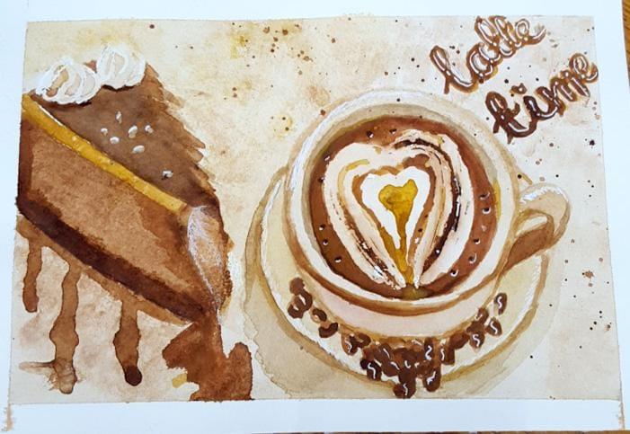Coffee and Tiramisu  - image 2 - student project
