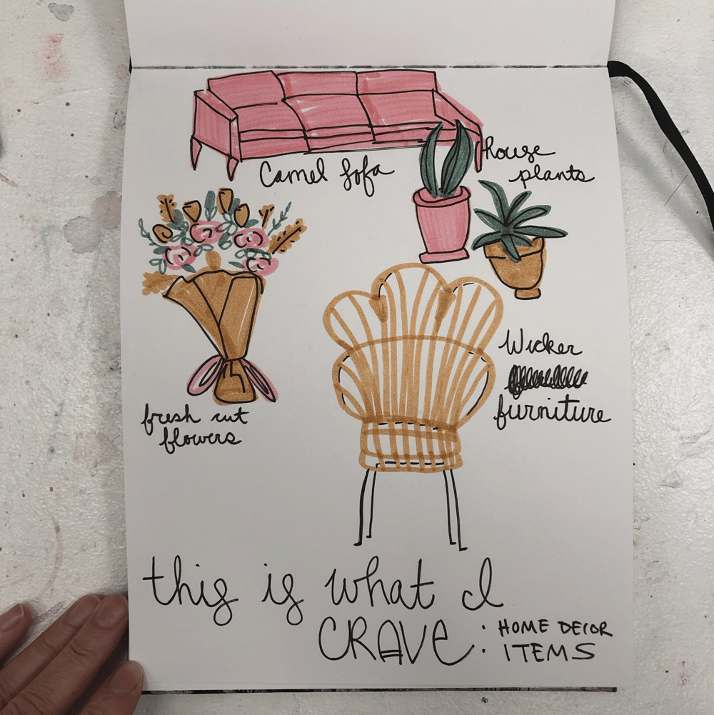 28 Days of Journaling - image 7 - student project