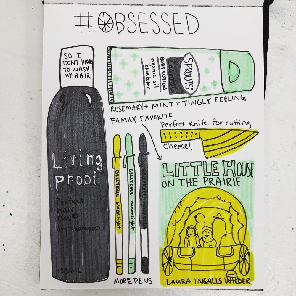 28 Days of Journaling - image 2 - student project