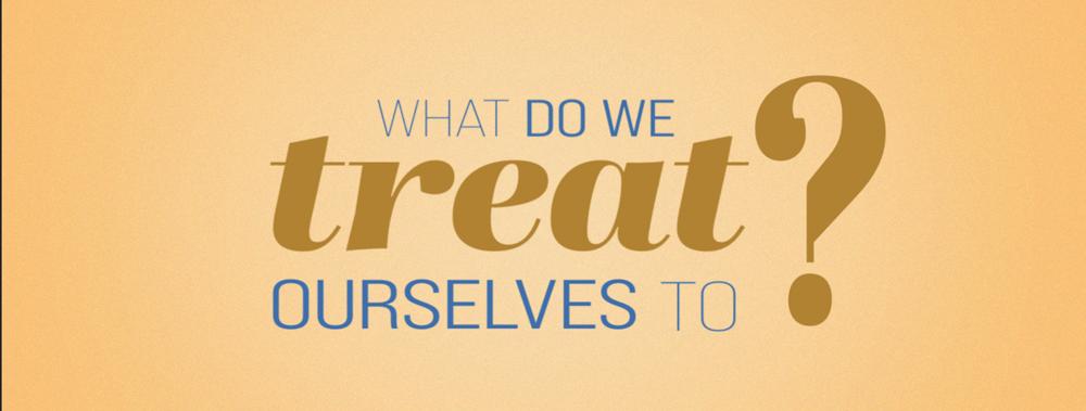 Parks & Rec -- Treat Yo Self - image 5 - student project