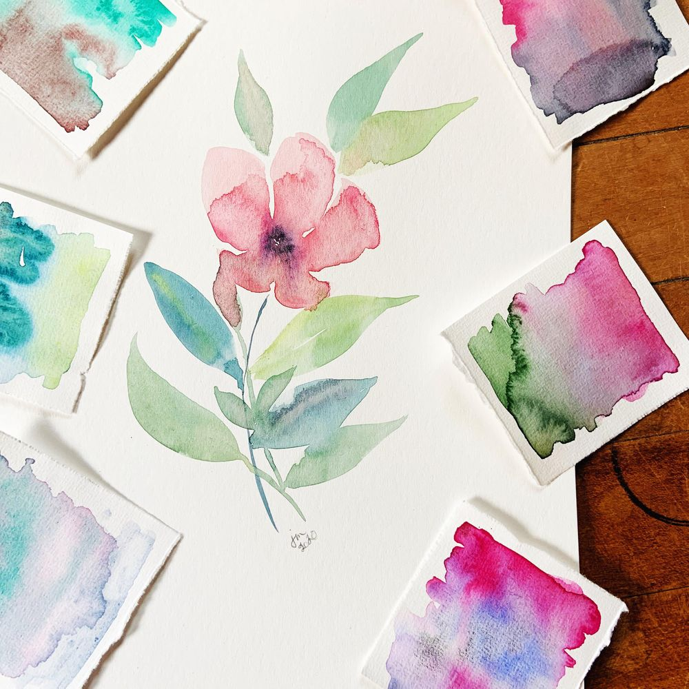 Intuitive Floral Exploration - image 4 - student project