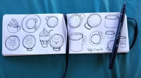 Coffee coffee coffee and mugs! - image 1 - student project