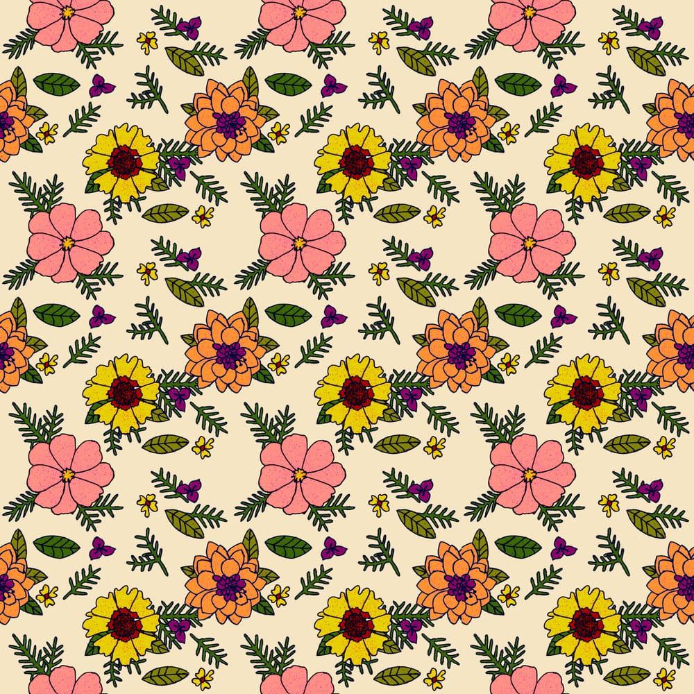 Teddi's Garden Flowers - image 2 - student project