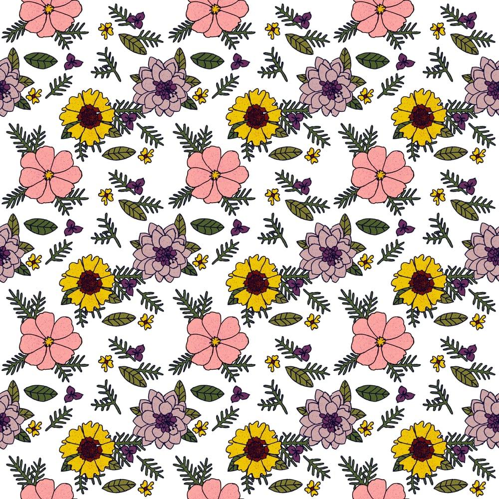 Teddi's Garden Flowers - image 1 - student project