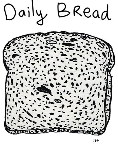 Daily Bread - image 2 - student project