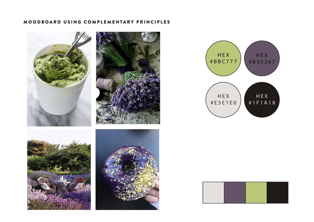 Color Theory projects - image 1 - student project