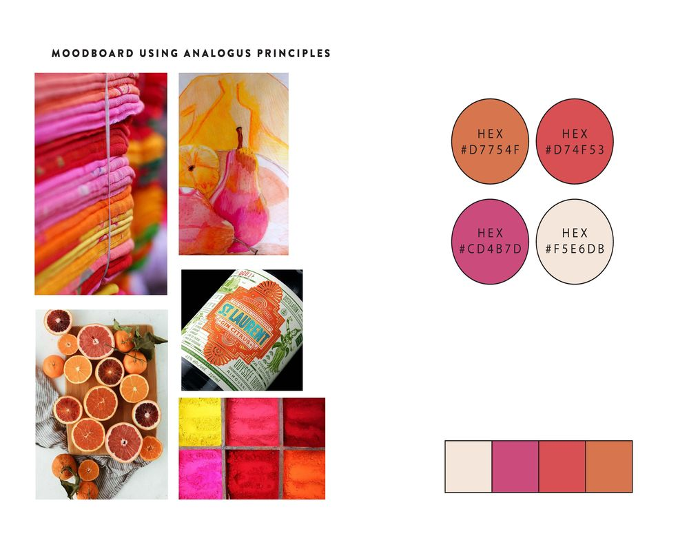 Color Theory projects - image 2 - student project