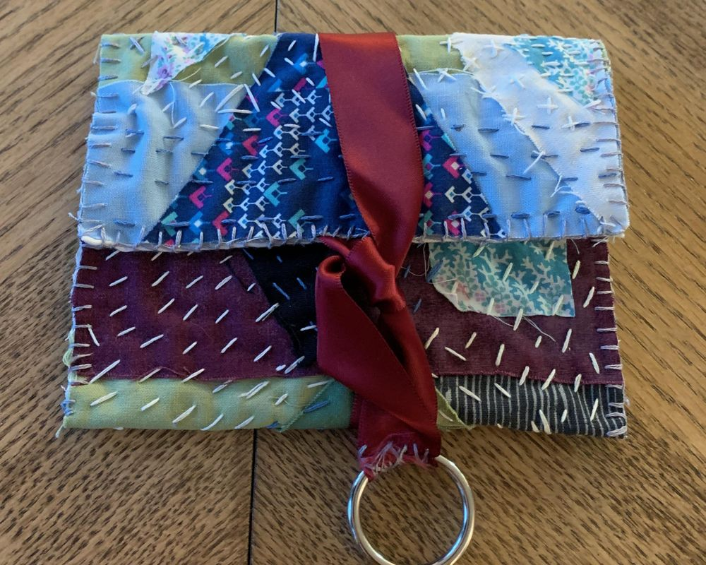 boro style pouch - image 1 - student project