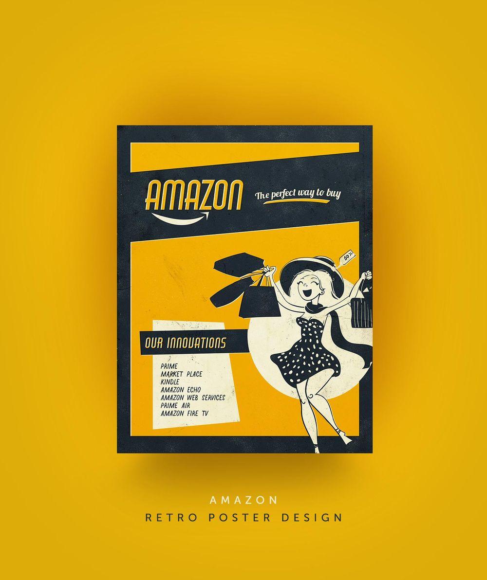 Amazon - image 1 - student project