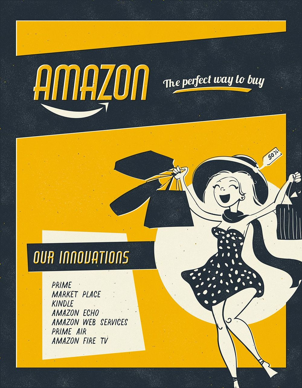 Amazon - image 3 - student project