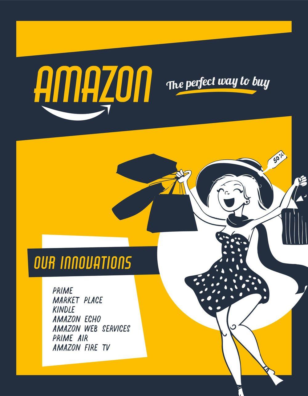 Amazon - image 2 - student project
