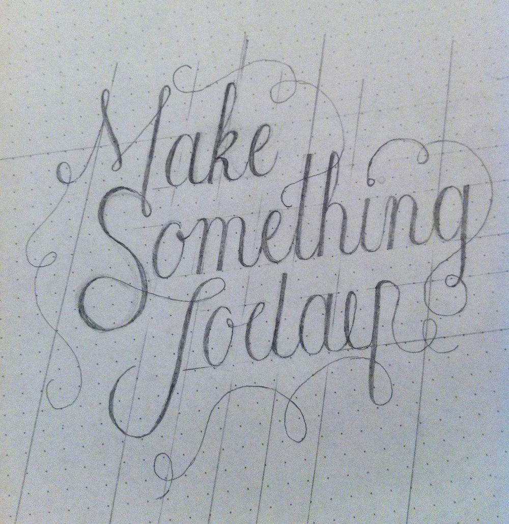 Make Something Today - image 1 - student project