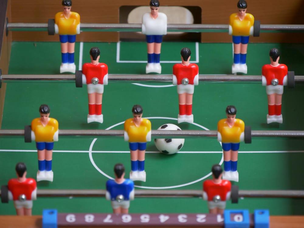 Table football tilt shift - image 3 - student project