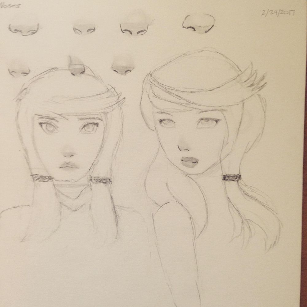 Drawing Projects - image 3 - student project