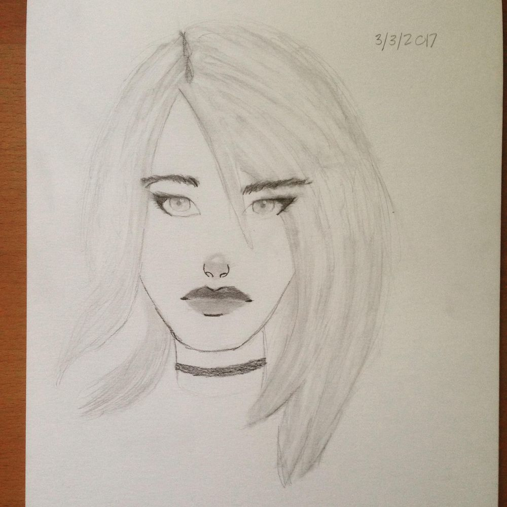 Drawing Projects - image 1 - student project