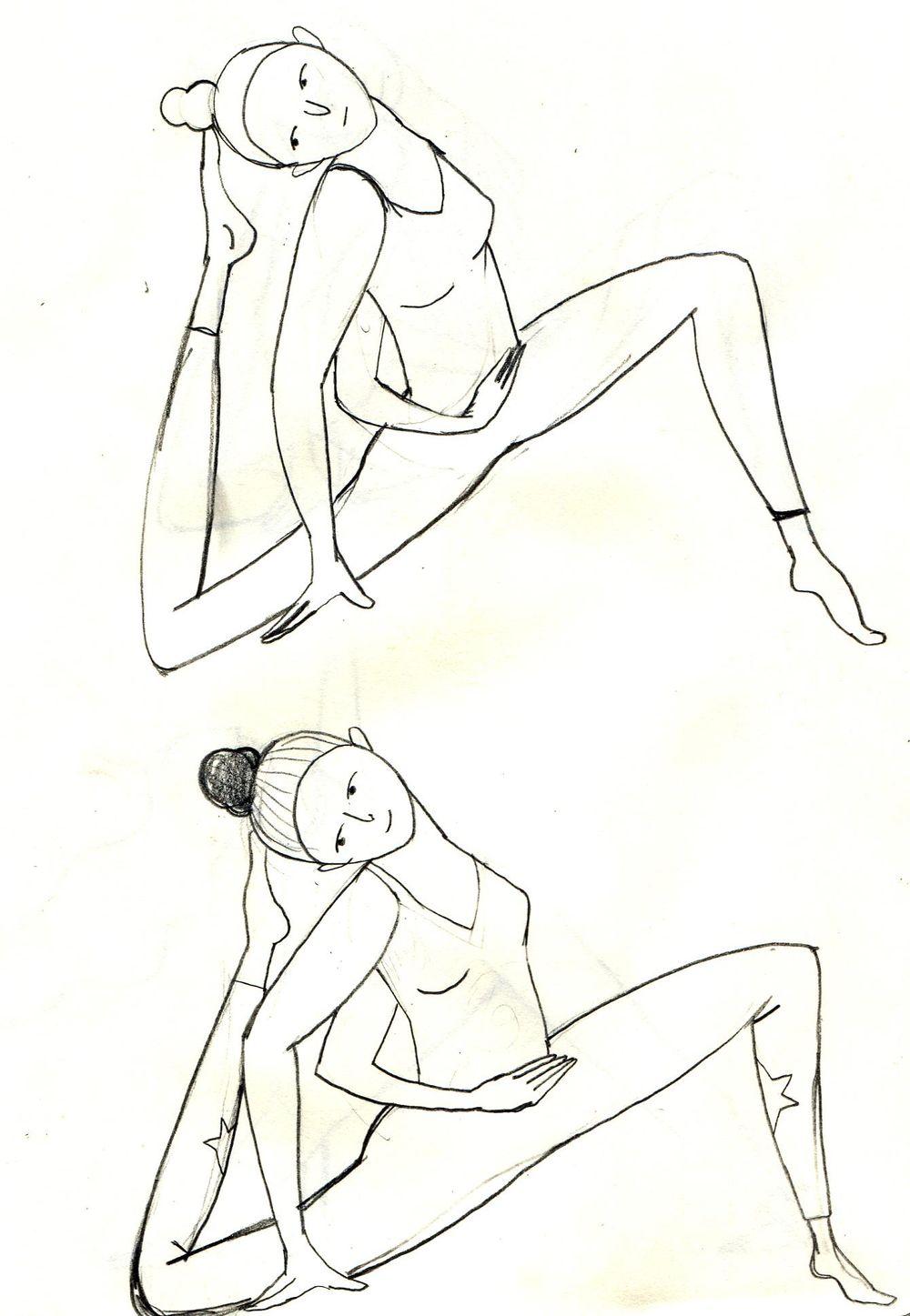 Vesushi's Odd Bodies - image 1 - student project