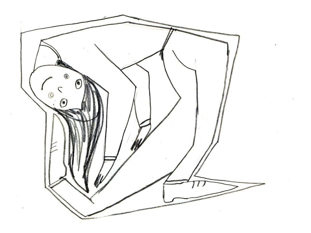 Vesushi's Odd Bodies - image 6 - student project
