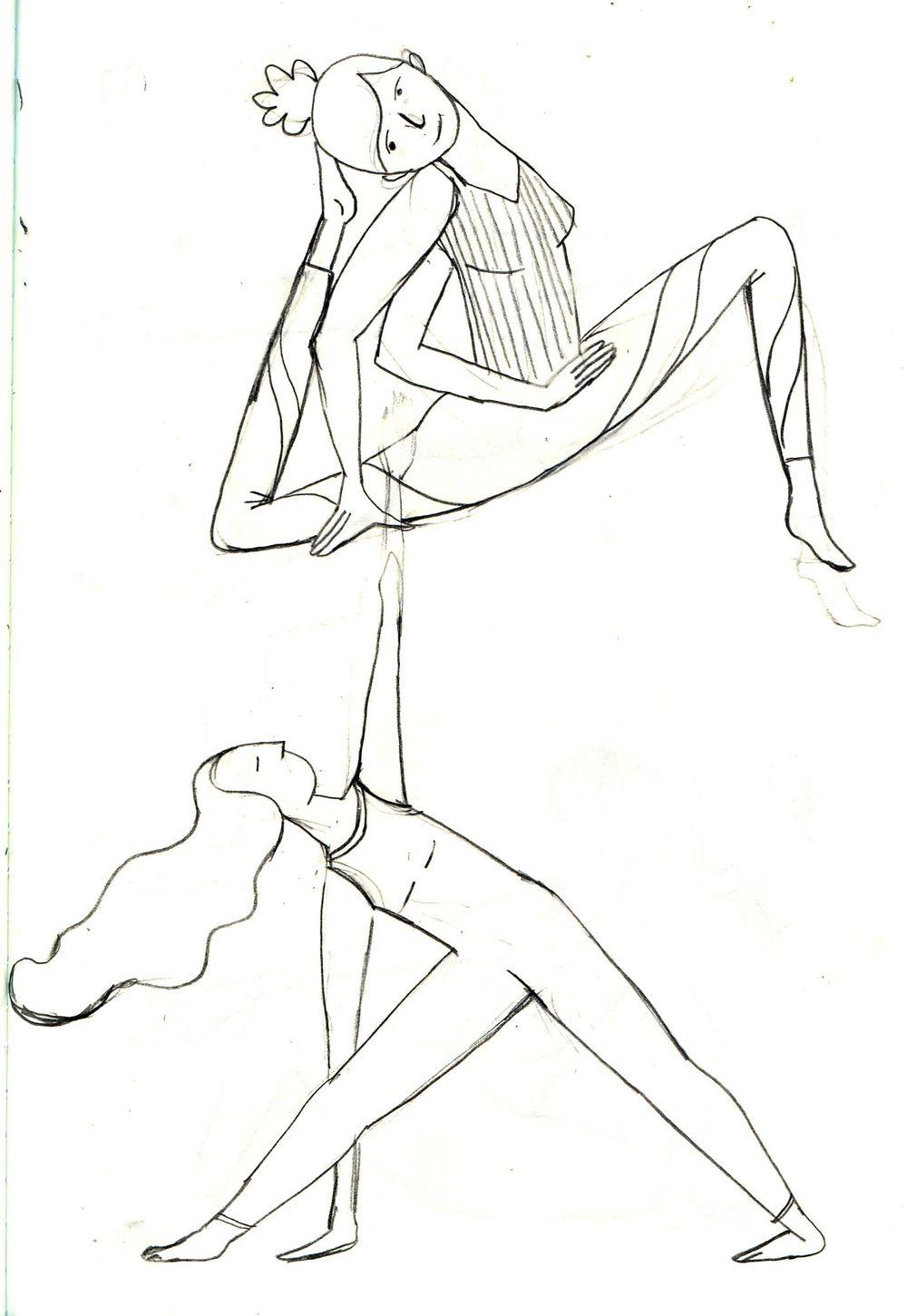 Vesushi's Odd Bodies - image 2 - student project