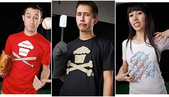 Johnny Cupcakes Joke Store - image 3 - student project