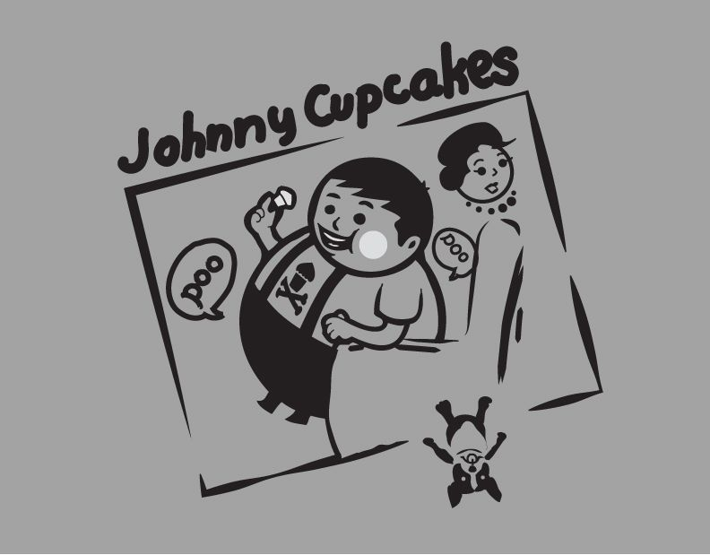 Johnny Cupcakes Joke Store - image 1 - student project