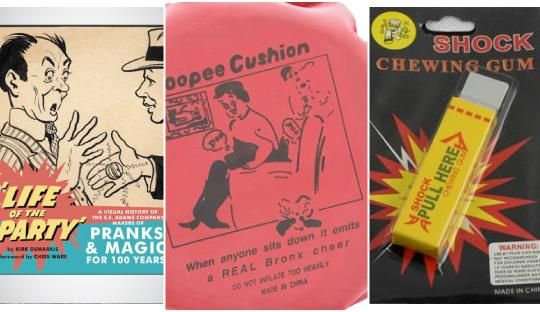 Johnny Cupcakes Joke Store - image 8 - student project